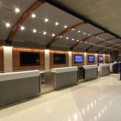 PTIA Ticket Counter Renovation