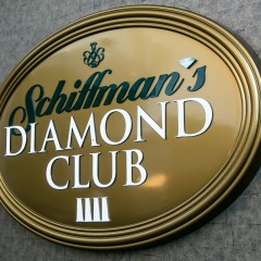 Greensboro Coliseum Schiffman's Diamond Club