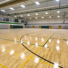UNC Charlotte Belk Gymnasium Renovation
